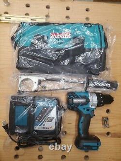 Makita XPH07Z 18V LXT Lithium-Ion Brushless Cordless 1/2 Hammer Driver-Drill