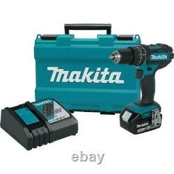 Makita XPH102-R 18 V LXT Cordless 1/2 Hammer Driver-Drill Kit, 3.0Ah