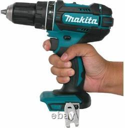 Makita XPH102-R 18 V LXT Cordless 1/2 Hammer Driver-Drill Kit, 3.0Ah (Recon)