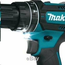 Makita XPH10R-R Recon 18V Compact 1/2 Hammer Driver-Drill Kit (2.0Ah Battery)