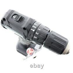 Makita XPH11ZB 18V LXT Brushless 1/2 Cordless Hammer Driver-Drill 2.0 Ah Kit