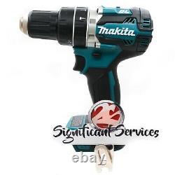 Makita XPH12Z LXT Brushless Cordless 1/2 Hammer Driver Drill 2.0 Ah Battery Kit