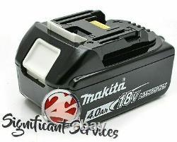 Makita XPH14Z 18V LiIon Brushless 1/2 Hammer Driver Drill 4.0 Ah Battery Kit