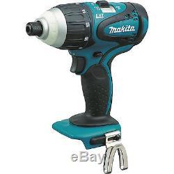 Makita XPT03Z 18V LXT Hybrid 4-Function Impact, Hammer, Driver-Drill, Bare Tool