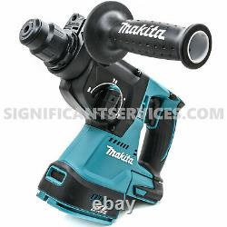 Makita XRH01Z 1 18V LXT SDS plus Brushless Rotary Hammer Drill 5.0 Ah Batteries