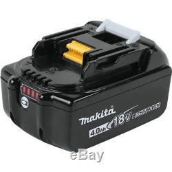 Makita XT211MB 18V LXT Li-Ion Hammer Drill Impact Driver Combo Tool Kit