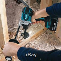 Makita XT259PMB 18-Volt 4.0Ah 2-Piece Cordless Circular-Saw Hammer Drill Combo