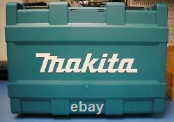 Makita XT268M 18-Volt LXT Combo Kit 2-Piece Hammer Drill/Impact Driver 2 Battery