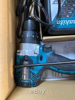 Makita XT268T 18V LXT Lithium-Ion Brushless Hammer Drill & Impact Driver