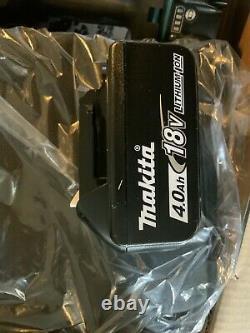 Makita XT269M 18V LXT Brushless Drill/Driver Combo Kit