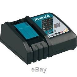 Makita XT269R 18V LXT Hammer Drill / Impact Driver 2-Tool Combo Kit (2 Ah)
