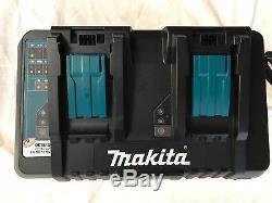 Makita XT275PT 18-Volt 5.0Ah 2Tool Cordless Drill & Impact Driver Combo PPS 2666