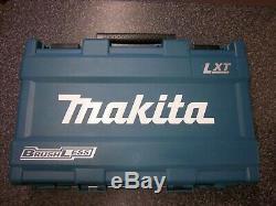 Makita Xt269m 18v Cordless Drill Combo Kit