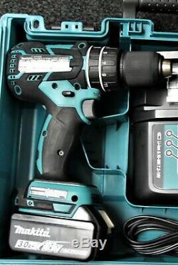 Makita Xt269m Lxt18v Lithiumion Cordless Ham Drill Impact Driver Combo 2 Bat Nib