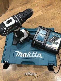 Makita cordless drill 18v Charger & battery