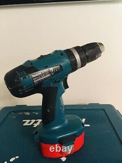 Makita cordless hammer drill