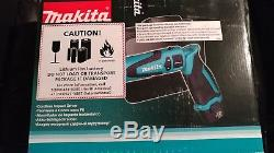 NEW! Makita TD021DSE Impact Driver Drill 7.2V with (2) Lithium-Ion Battery