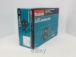 NEW Makita Xt268t 18v Lxt Lithium Ion Brushless Drill & Impact Drive (MS2017951)
