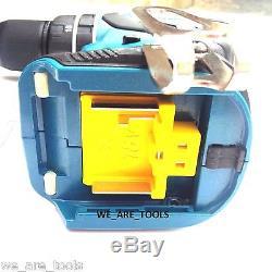 New Makita 18 Volt XPH01 LXT Cordless 1/2 Hammer Drill, 1 BL1830 3.0 Battery 18V