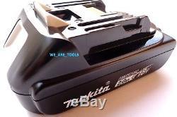 New Makita 18V LXSF01 Cordless Drywall Screw Drill, (1) BL1820B Battery, Charger