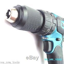 New Makita 18V XPH01 LXT Cordless 1/2 Hammer Drill, (1) BL1840B Battery 18 Volt