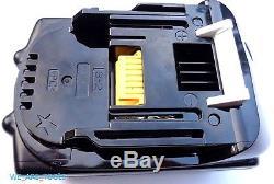 New Makita 18V XPH07 Brushless 1/2 Hammer Drill, (2) 5.0 AH BL1850B Batteries