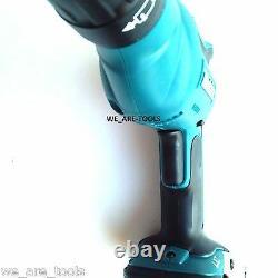 New Makita 18V XSF01 Cordless Drywall Drill, (2) BL1830B 3.0 Battery Screwdriver