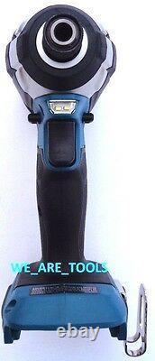 New Makita Brushless 18V XDT13 1/4 Impact Driver, (2) BL1820B Batteries 18 Volt