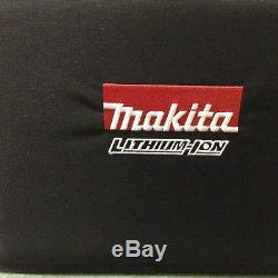 New Makita Cordless 18v 1.5ah Li-ion Combi Drill 2 Batteries Hp457dwex2 Hp457d