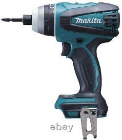 New Makita DTP141Z 18V Brushless 4 Mode Cordless Impact Driver Drill Body Only