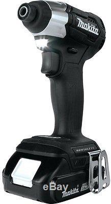 New Makita Driver-Drill and Impact Driver Sub-Compact 18-Volt Cordless Combo Kit