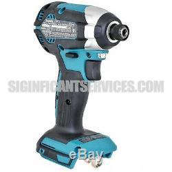 New Makita XDT13Z 18V LXT Brushless 1/4 Impact XPH10Z 1/2 Hammer Drill Driver