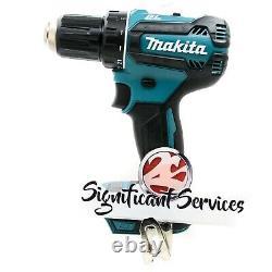 New Makita XFD13Z 18V 1/2 2-Speed Li-Ion Brushless Drill Driver 2.0 Ah Battery