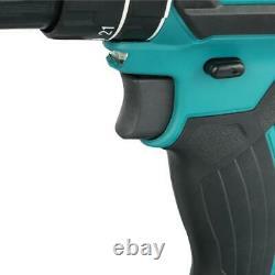 Tool Set Combo Kit Power Hand Cordless Makita Bag Charger Impact Drill Battery
