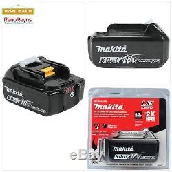 Top Notch Makita 6.0AH 18v Li-ion Battery BL1860B Drill Saw Leading Charge Time