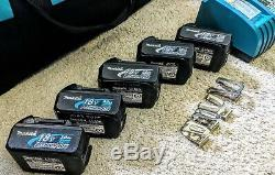 Used Makita Lxt Lithium-ion 18v Cordless Drill Impact Saw Battery Charger Lot